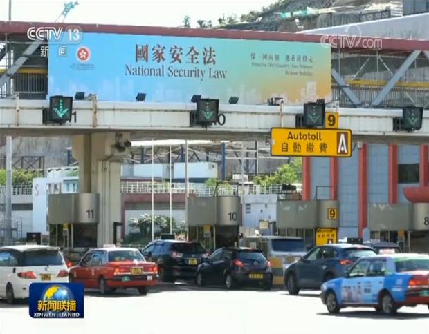 多国人士:制定香港国安法是中国内政 合理合法