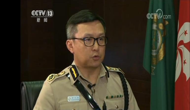 香港各界:国安法的实施保障香港稳定繁荣