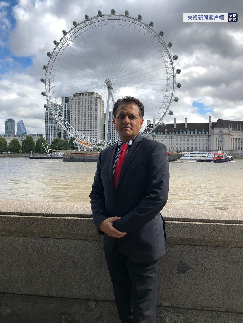 英国亚洲问题专家:国安法再次构筑香港稳定的基础