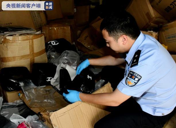 上海查获5000万假维密、香奈儿 今年打击侵犯知识产权案值已超17亿
