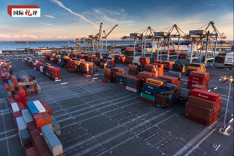 《【恒达注册地址】中国外贸逐步回稳 提振全球供应链信心》