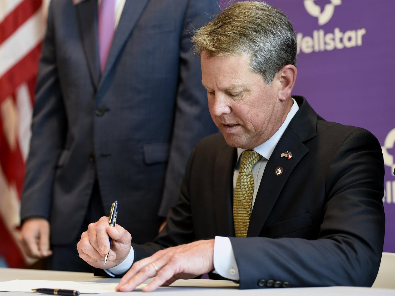《【恒达娱乐注册官网】视频丨美国乔治亚州州长禁止口罩强制令 市长气到无语:他根本不在乎我们》