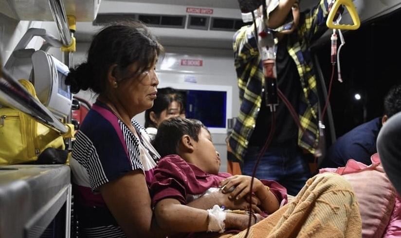缅甸两邦先后发生地雷爆炸 致至少3死5伤