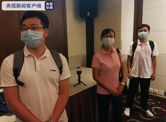 """首支""""内地核酸检测支援队""""7名""""先遣队""""队员赴香港协助开展实验室工作"""