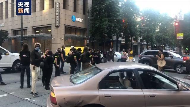 《【恒达平台怎么注册】西雅图抗议者:美国警察在杀人而且逍遥法外》
