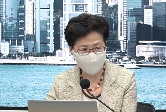 《【恒达app注册】林郑月娥:香港将于9月1日开展为期两周的社区普及检测计划》