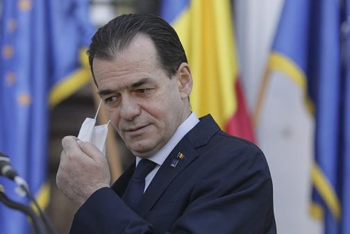 罗马尼亚总理奥尔班:政府批准第四次延长戒备状态