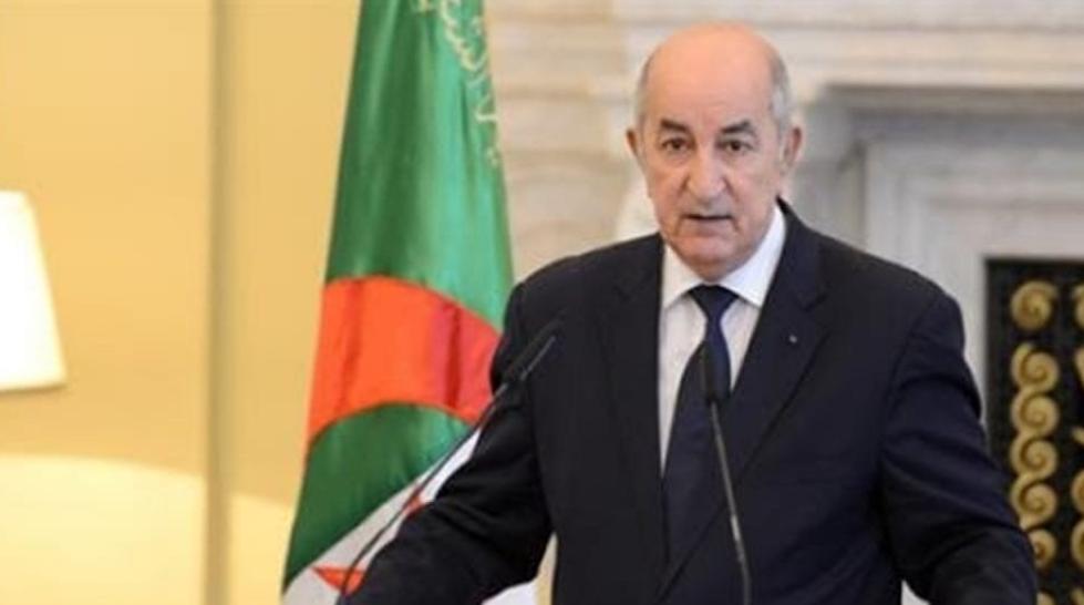 阿尔及利亚总统重申在巴勒斯坦问题上的态度 第1张
