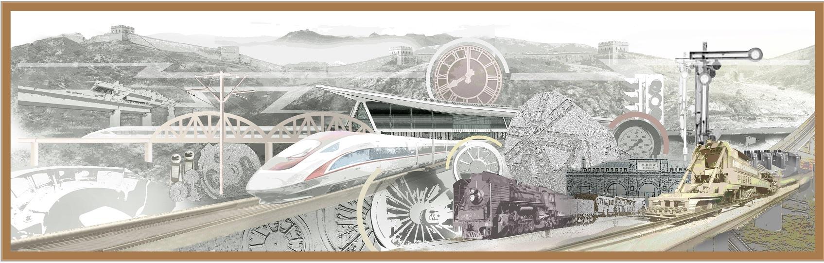 """牛不牛! 从""""军工重线""""到""""奥运专线"""" 同一条线路 不同的作用 当年是军事要道的京张铁路旁边 如今建起了又快又聪明的京张高铁 这里有全世界第一个建立在奥运村内的车站 太子城站 再过不久"""