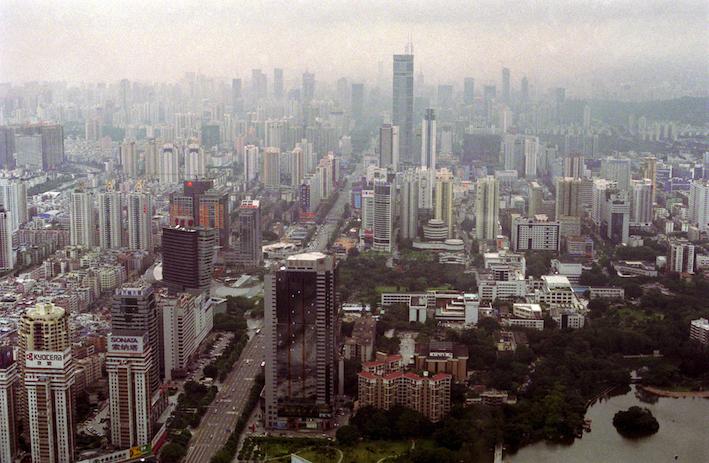 鑒往知來,跟著總書記學歷史丨特區40年,深圳再出發
