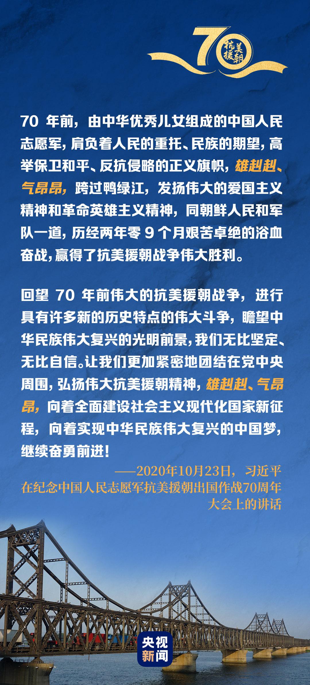 雄赳赳、气昂昂,读懂这篇重要讲话蕴含的中国力量