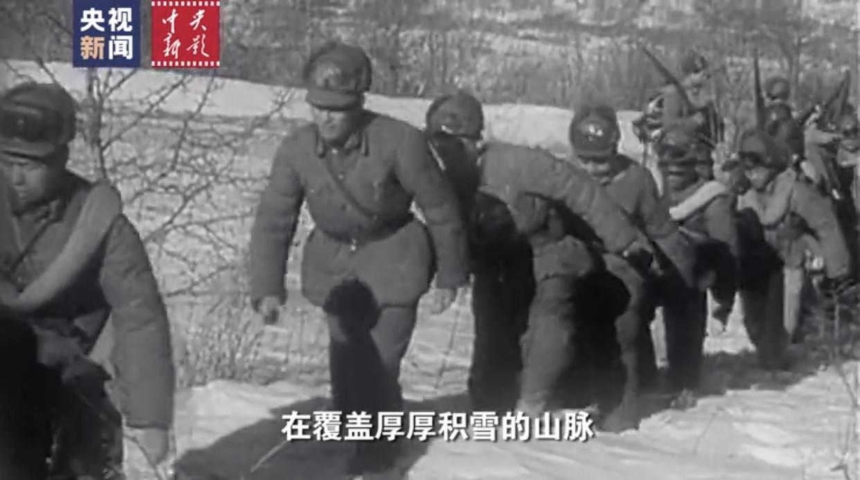 新影像丨零下30℃之下的殊死较量,震撼人心的悲壮战斗——《冰血长津湖》