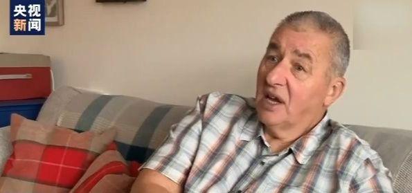 去年9月意大利旅游 英国一男子自称是英首例新冠病毒感染者