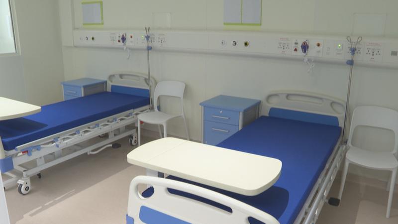 林郑月娥:中央政府支援建设的临时医院20日竣工