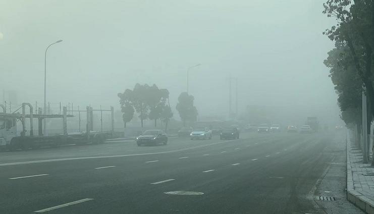 出行注意安全!贵州11县(市、区)出现能见度低于200米的浓雾