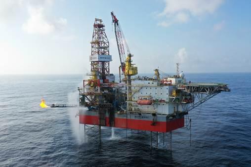 5000万方油当量!我国珠江口盆地再获重大油气发现