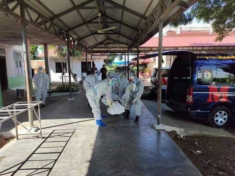缅甸超30万人报名购买接种中国生产的新冠疫苗插图