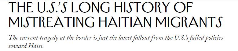 """摩登4代理958337环球深观察丨从海地到整个拉美 """"美式自由民主""""的伪善暴露无遗!"""
