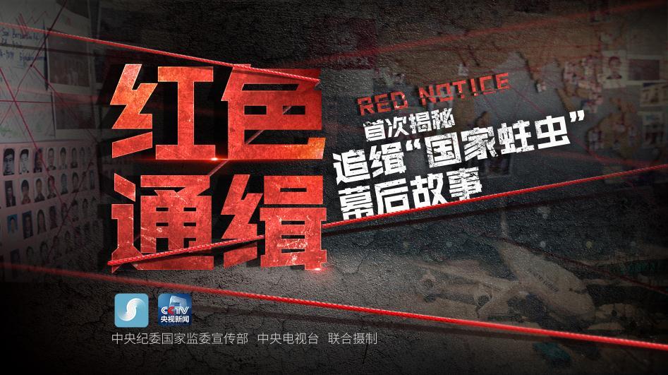 预告丨五集电视专题片《红色通缉》第三集《出击》今晚将在央视综合频道播出