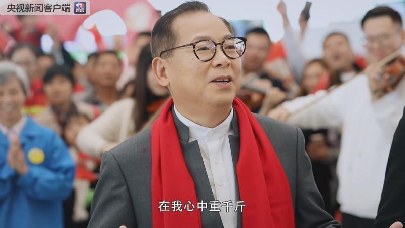 【万里长城的作文】当《我的中国心》遇见《我和我的祖国》 张明敏