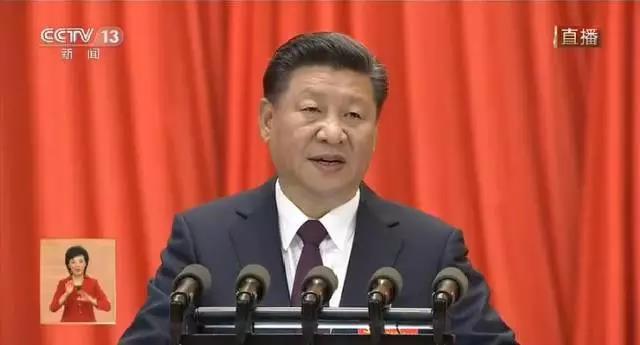 新闻中心 国内 国内要闻    10月18日,在习近平总书记所作的十九大