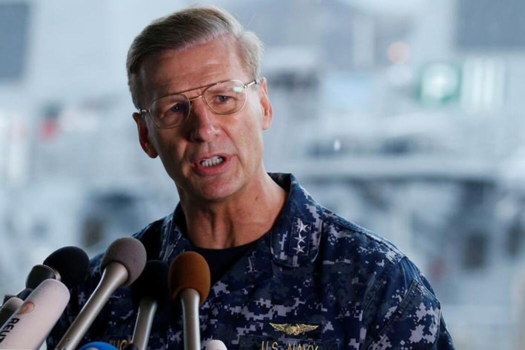 (文摘)撞船事故频发!美国海军将解除约瑟夫?奥克林第七舰队司令职务 - aihua191 -    aihua191的 博 客
