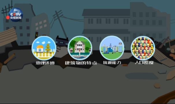 【地震科普短片】地动破坏水准与哪些要素相关?