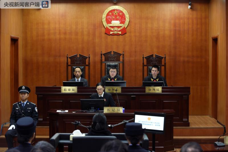 【独家画面】杭州保姆纵火案庭审结束 择期宣判