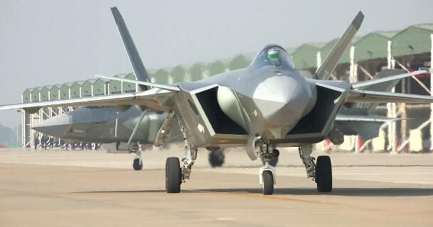 视频丨新一代隐身战斗机歼-20列装空军作战部队