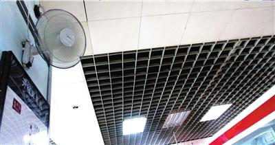 More fans will be installed in the waiting area of Sihui East Station