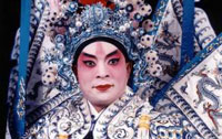 Cantonese Opera artist Ou Kaiming