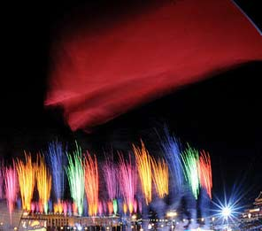 Gala con motivo de 60°Aniversario de la Fundación de la República Popular China<br><a href=http://www.cctv.com/espanol/20091002/101093.shtml><font color=red><strong>Parte 1</strong></font></a><a href=http://www.cctv.com/espanol/20091002/101298.shtml target=blank><font color=red><strong>Parte 2</strong></font></a><a href=http://www.cctv.com/espanol/20091002/101282.shtml target=blank><font color=red><strong>Parte 3</strong></font></a>