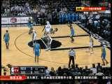 2010/2011赛季NBA常规赛 黄蜂-马刺 第1节