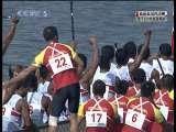 [完整赛事]亚运会龙舟男子250米直道竞速决赛