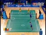 [完整赛事]亚运会藤球女子双人预赛 缅甸队-中国队