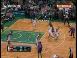 2010/2011赛季美国男子篮球职业联赛季后赛 尼克斯-凯尔特人 第3节