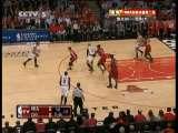 2010/2011赛季NBA东部总决赛第2场 热火vs公牛 2011NBA季后赛