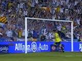[西甲]第38轮最佳进球:加比(萨拉戈萨)
