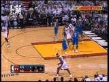 2010/2011赛季NBA赛场 总决赛6  小牛vs热火