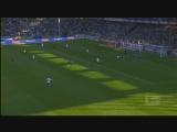 [德甲]第9轮:弗赖堡1-2汉堡 比赛集锦
