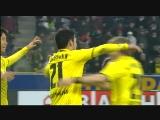 [德甲]第17轮:弗赖堡1-4多特蒙德 比赛集锦