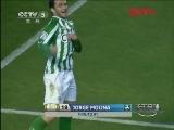 <a href=http://sports.cntv.cn/20120109/123116.shtml target=_blank>[西甲]第18轮:贝蒂斯2-0希洪竞技 比赛集锦</a>