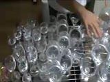 超赞的玻璃杯演奏《超级玛丽》经典BGM