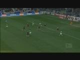 [德甲]第20轮:弗赖堡2-2不来梅 比赛集锦