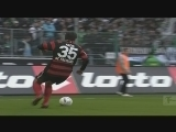 [德甲]第25轮:门兴格拉德巴赫0-0弗赖堡 比赛集锦