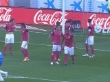 <a href=http://sports.cntv.cn/20120326/108624.shtml target=_blank>[西甲]最佳进球:库蒂尼奥直接任意球(西班牙人)</a>