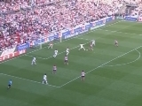 <a href=http://sports.cntv.cn/20120326/108887.shtml target=_blank>[西甲]第30轮:毕尔巴鄂竞技1-1希洪竞技 比赛集锦</a>