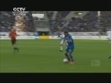 [德甲]第28轮:霍芬海姆1-1沙尔克04 比赛集锦