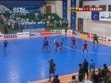 [国内足球]五人制:中国1-2乌兹别克斯坦 进球集锦