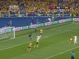 [欧洲杯]D组第3轮:瑞典VS法国 下半场